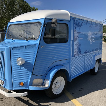 Galerie photo CITROEN TYPE H DE 1972